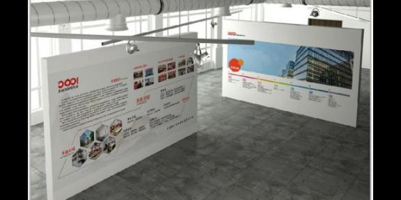 长宁区公司文化墙设计制作平台 服务为先「上海梦邹广告设计供应」