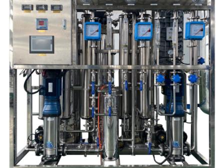 江苏纯水反渗透设备生产厂家 超纯水设备 南昌名常贵环保供应