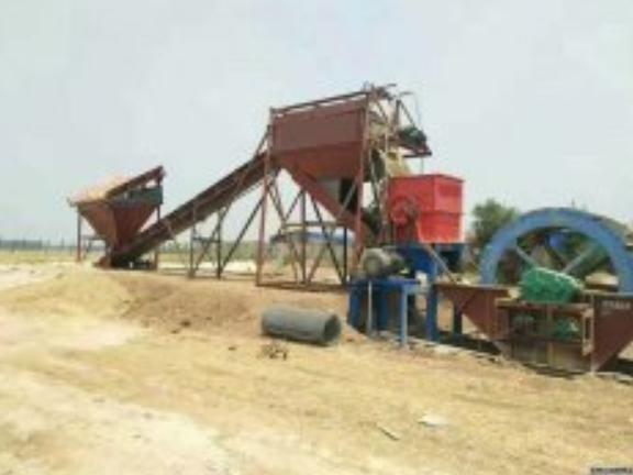 固定式建筑垃圾破碎生产线设备 来电咨询「青州华拓环保科技供应」