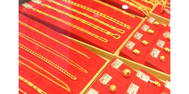 青岛黄金回收价多少「青岛铭仕珠宝首饰供应」