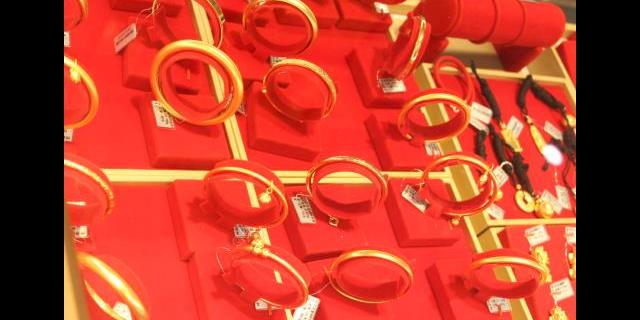 黄金耳钉订制公司「青岛铭仕珠宝首饰供应」