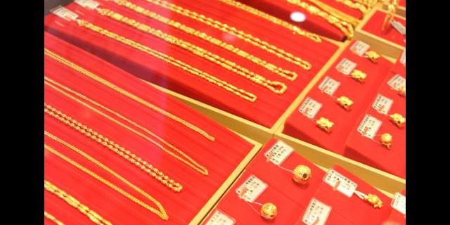 市南旧黄金高价回收「青岛铭仕珠宝首饰供应」