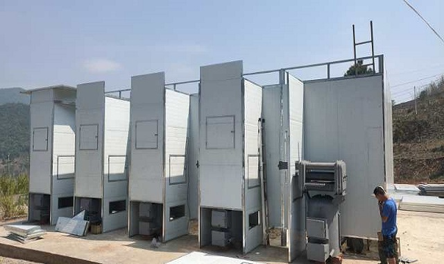 云南芒果烘干机经销商 诚信经营 云南米数电烤房厂家供应