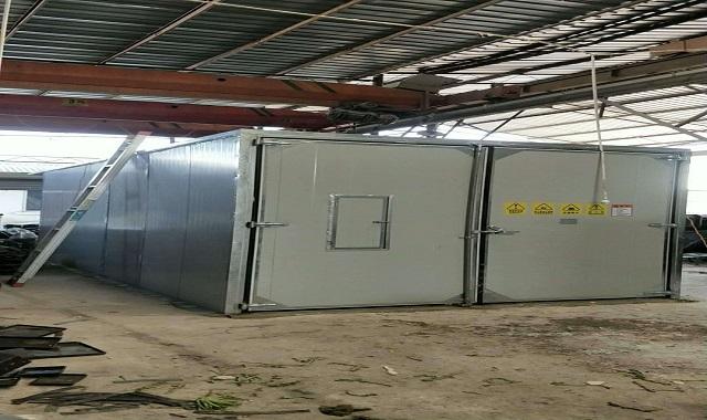 安宁电烤房门窗直销厂家 贴心服务 云南米数电烤房厂家供应