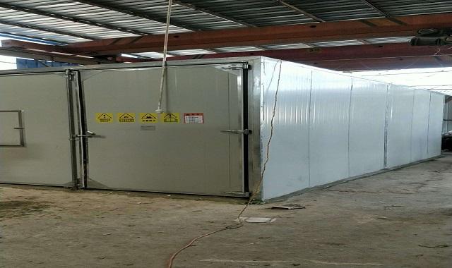 昆明电烤房门窗生产厂家 客户至上 云南米数电烤房厂家供应