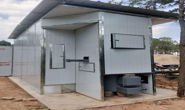 安宁电烤房门窗批发 客户至上 云南米数电烤房厂家供应