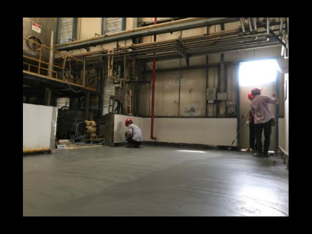 无锡聚氨酯砂浆地坪 服务为先 默利卡高分子材料供应