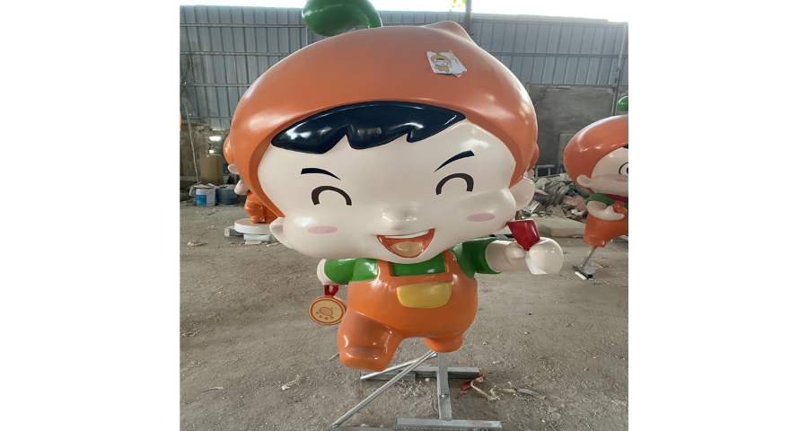 韶关玻璃钢卡通雕塑销售