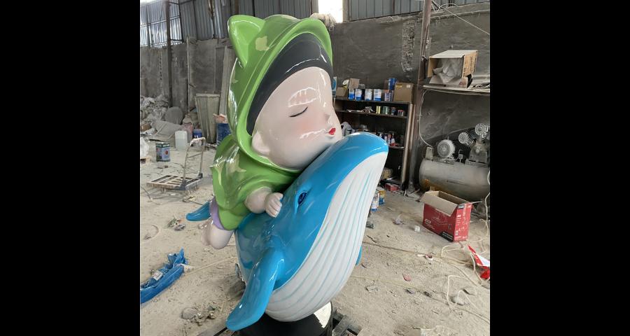 佛山玻璃钢卡通雕塑代理商