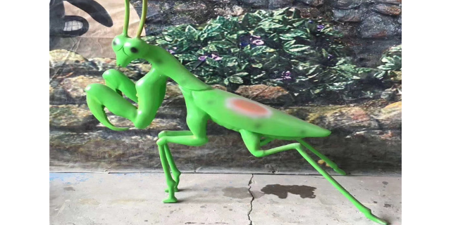 定制玻璃钢动物雕塑批发