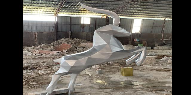 云浮玻璃钢动物雕塑产品介绍