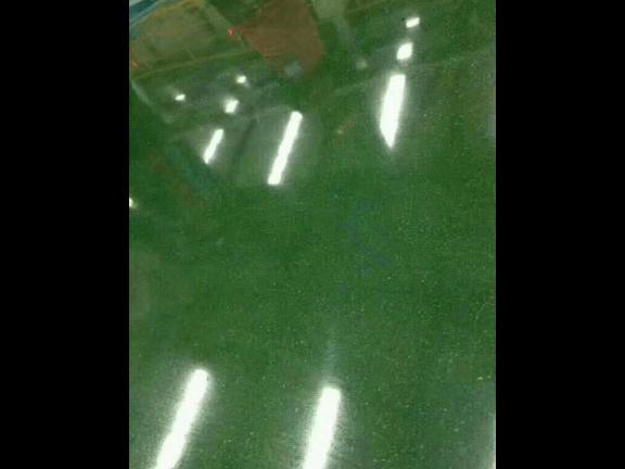金華混凝土密封固化地坪