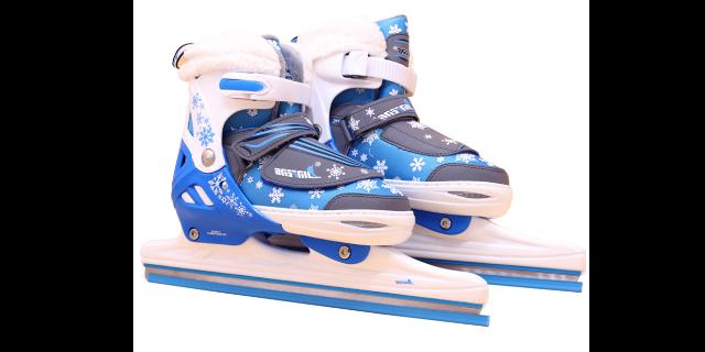 常州白色冰刀鞋配件 贴心服务「宁波金峰文体器材供应」