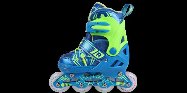 郑州超级轮滑鞋报价 诚信互利 宁波金峰文体器材供应