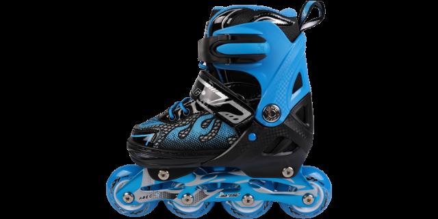 南昌新型滑轮运动鞋在哪儿买 来电咨询 宁波金峰文体器材供应