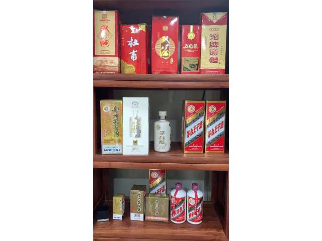 天津高级茅台 宁波明有酒业供应