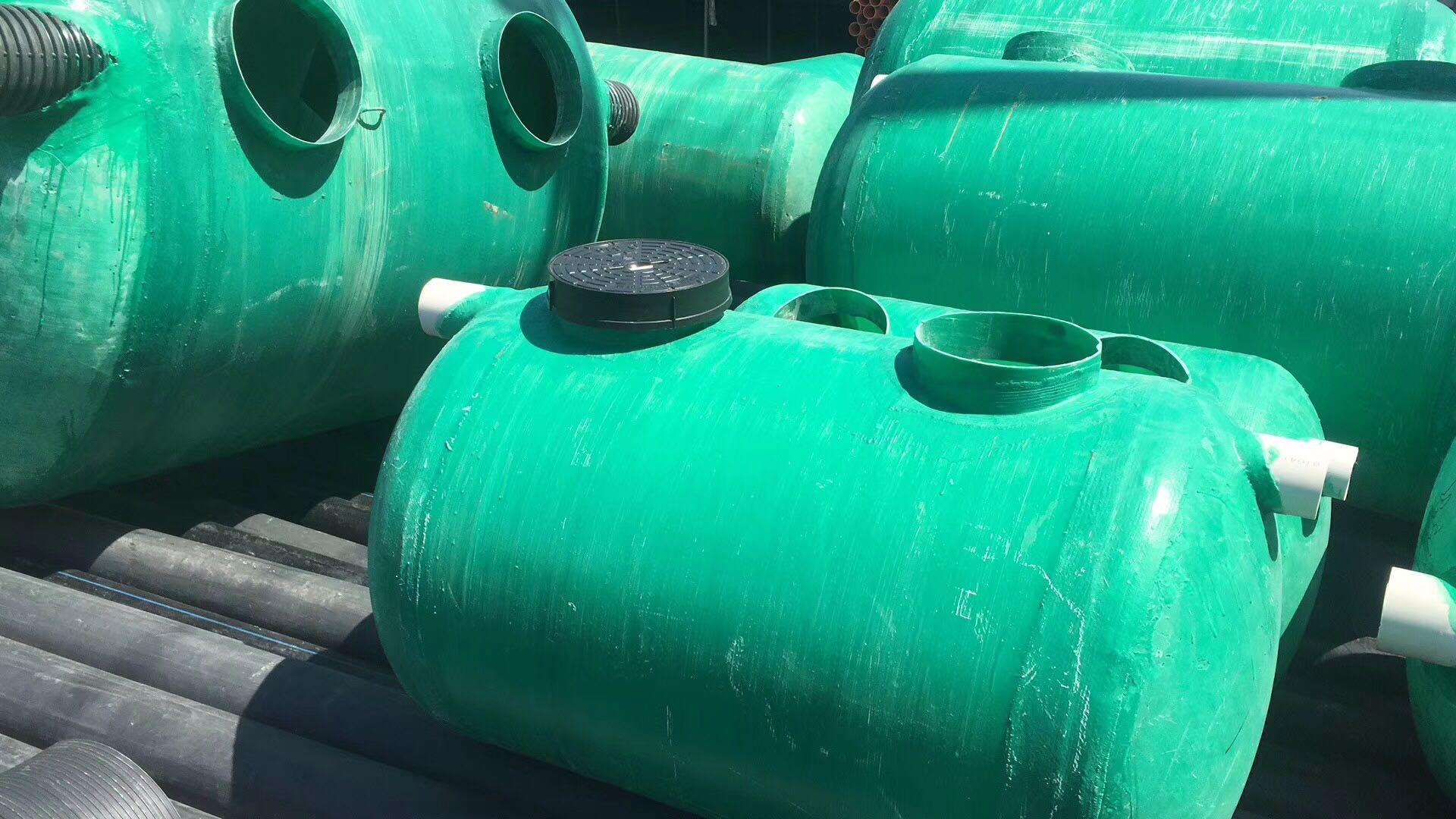 海曙区玻璃钢化粪池口碑推荐 信息推荐 宁波塑通管业供应