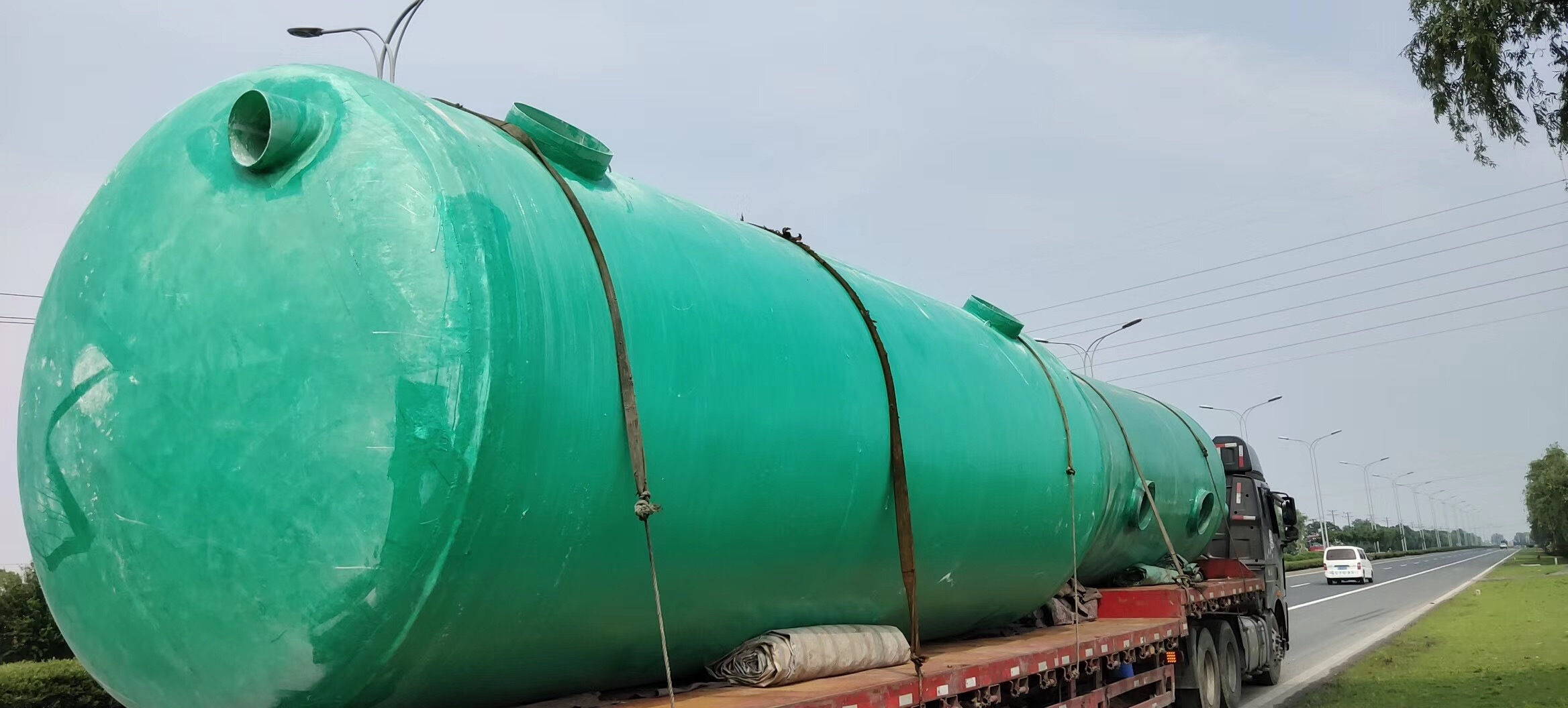 衢州玻璃钢化粪池标准 值得信赖 宁波塑通管业供应