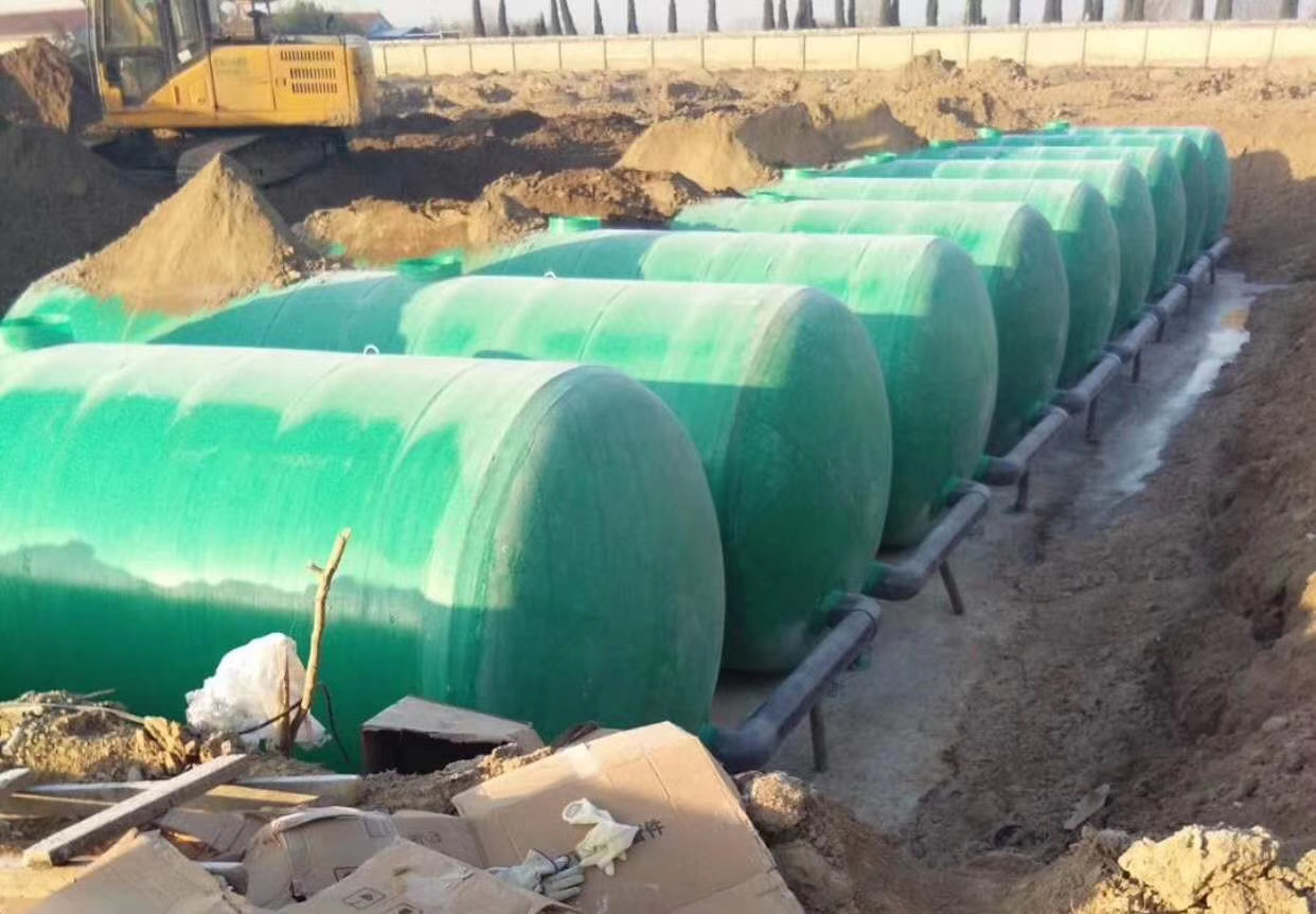 舟山玻璃钢化粪池咨询问价 服务为先 宁波塑通管业供应