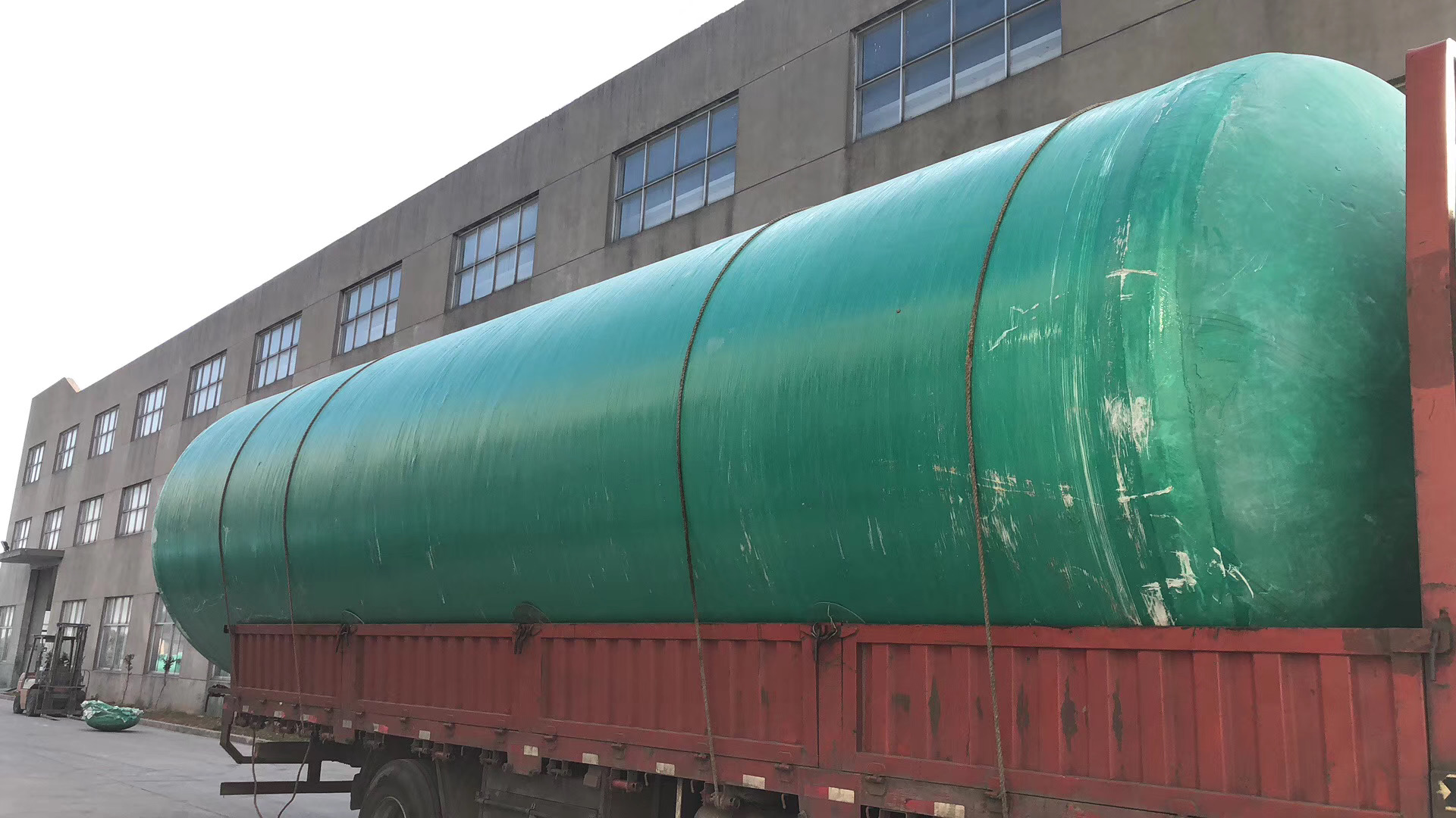 龙湾区玻璃钢化粪池欢迎咨询 值得信赖 宁波塑通管业供应