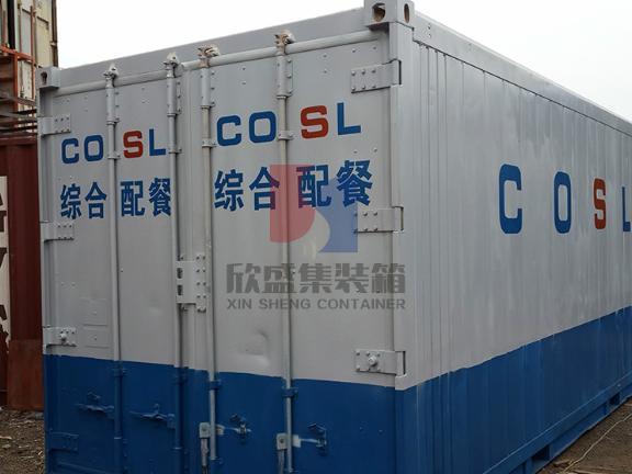镇海优良集装箱价格 欢迎咨询 宁波欣盛集装箱供应