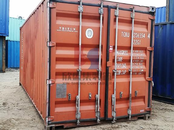 镇海知名集装箱改装 诚信经营 宁波欣盛集装箱供应