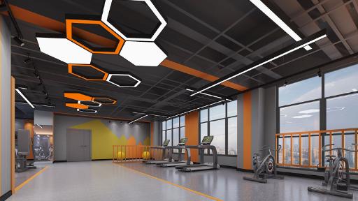 红谷滩健身 健身工作室「R.M云端供应」