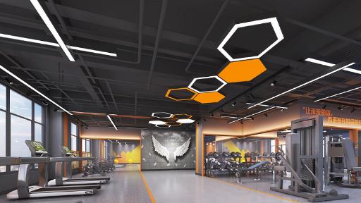 九江私人健身工作室 健身工作室「R.M云端供應」