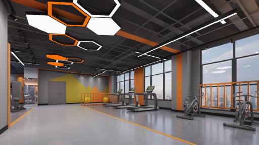 红谷滩专业健身房电话多少 健身工作室「R.M云端供应」