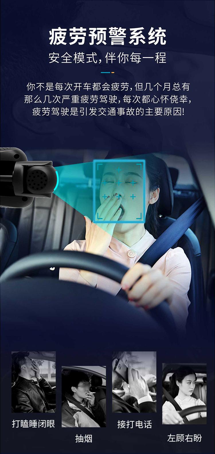 佛山DMS疲劳驾驶预警系统 深圳市尼欧科技供应