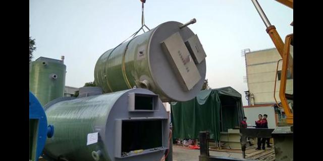 高淳区单转鼓一体化预制泵站 价格,一体化预制泵站