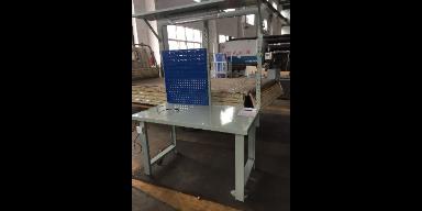 浙江重型铁板工作桌私人定做 上海诺兴金属制品供应
