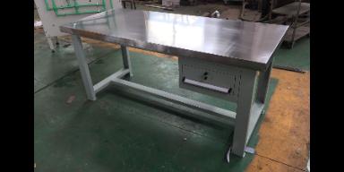 黄浦区重型铁板工作桌免费咨询「上海诺兴金属制品供应」