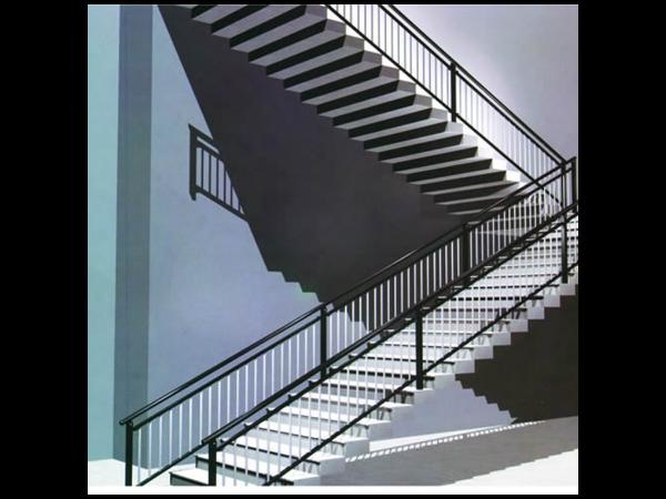 南阳锌钢阳台护栏设计