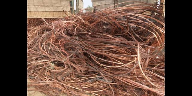 卧龙区高价废旧电线电缆回收公司 服务为先 南阳皓金废旧物资回收供应
