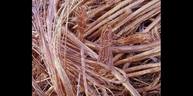 宛城区高价废铜回收厂家 值得信赖 南阳皓金废旧物资回收供应