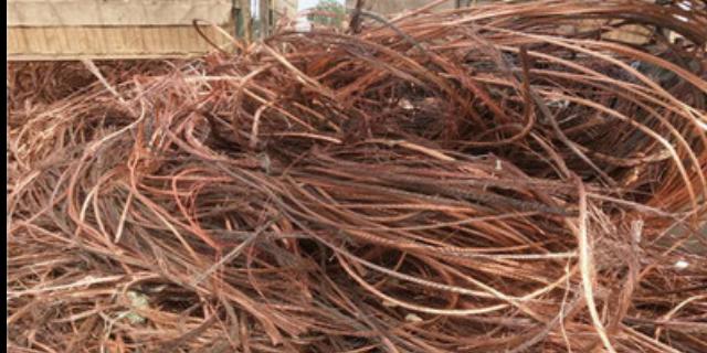 西峡正规废铜回收厂家 服务至上 南阳皓金废旧物资回收供应