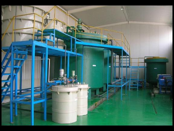 南京印刷廢水處理企業