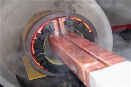 静海区现代高频淬火机颜料