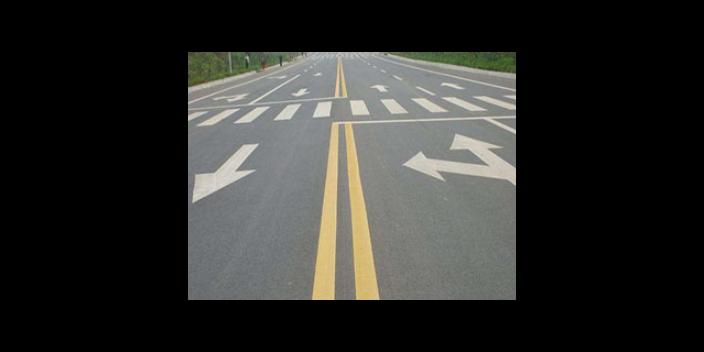 罗湖基本道路划线施工方法