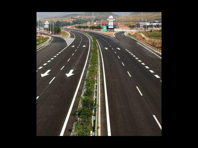 昆山道路划线多少钱一平方,划线