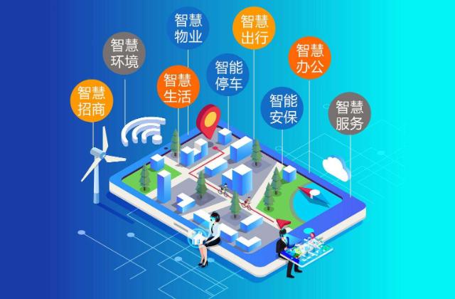 工业园区综合管理系统 值得信赖「青岛创斯特科技供应」