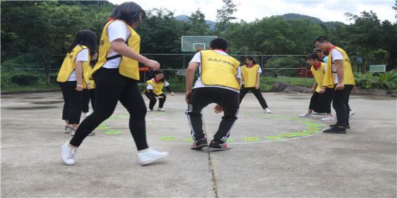 梅州单位拓展训练内容 欢迎咨询「广州市奇点教育供应」