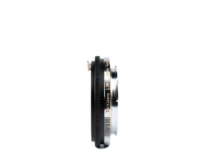 手动镜头转接环定制