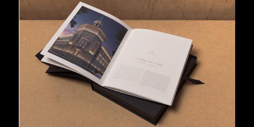 重庆精装画册印刷 一本起订「上海千博印刷科技供应」