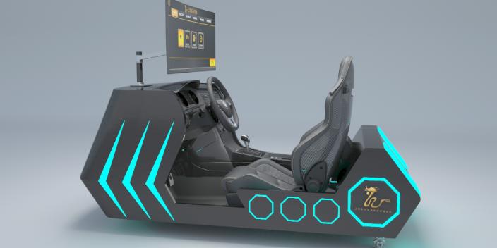 虹口区VR驾驶模拟器,VR模拟驾驶
