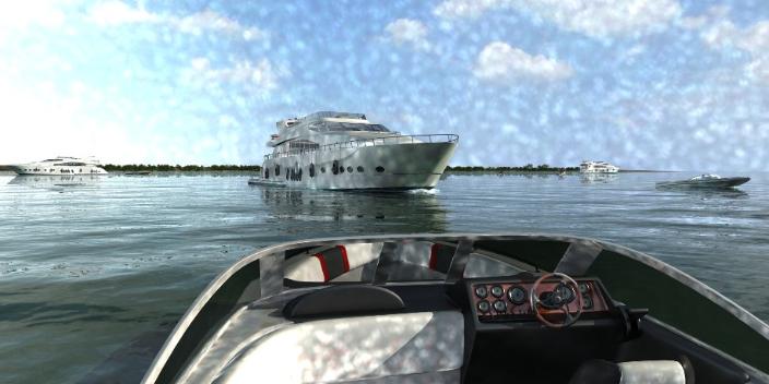 山西VR船舶驾驶培训