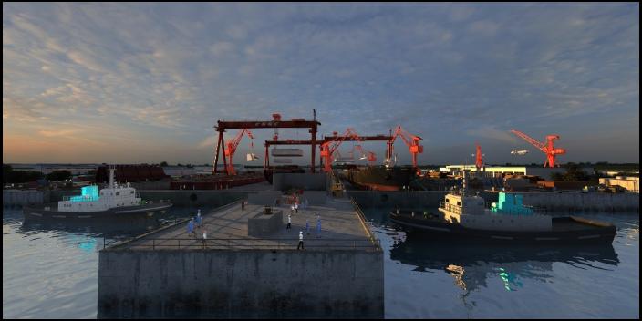 江西VR船舶模拟驾驶