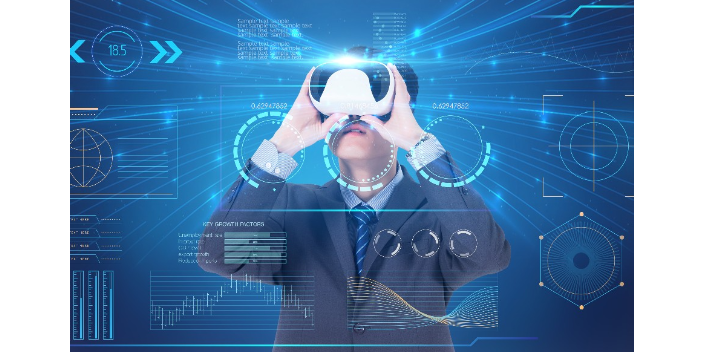 vr 设备,VR工业