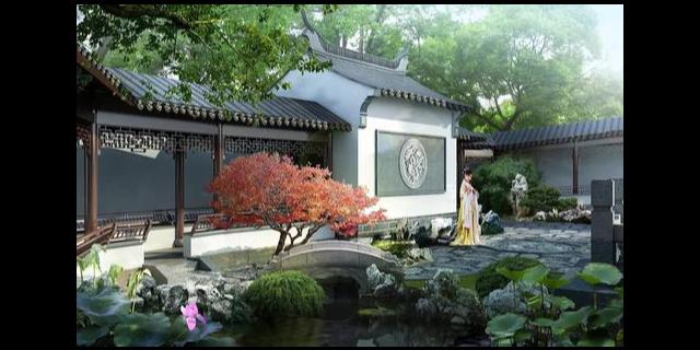 上海工厂园林园林景观